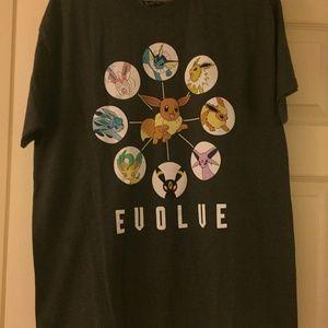 Tops - Pokemon Eevee Shirt